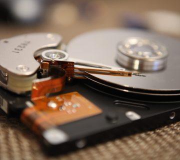 Storage and Backups